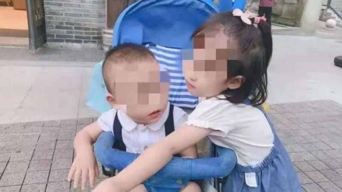 姐弟俩坠亡 生父涉成心杀人被捕