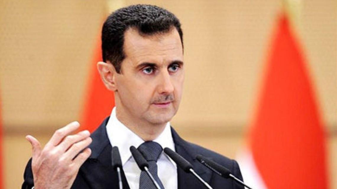 巴沙尔发誓就任叙利亚新一届总统