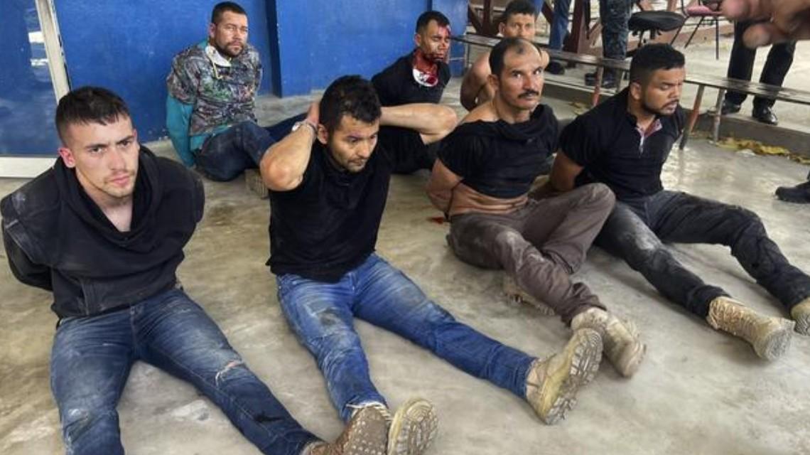 刺杀海地总统嫌犯:任务是逮捕