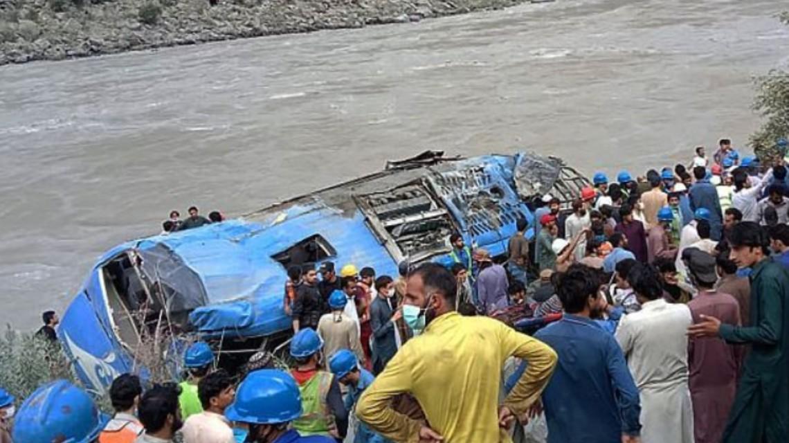 巴基斯坦班车爆炸 1名中国公民失踪