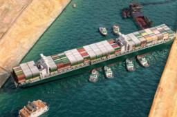 埃及与长赐号船东达成和解