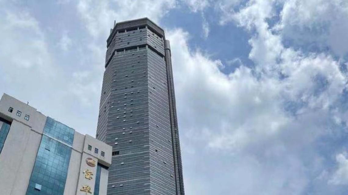 深圳赛格大厦有感振动原因查明