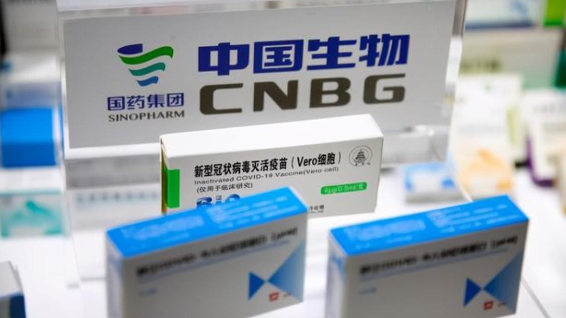 中国已向全球提供5亿剂疫苗和原液