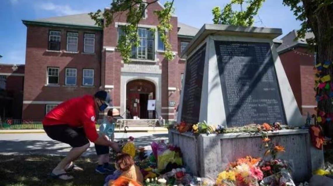加拿大又发现200个儿童墓穴