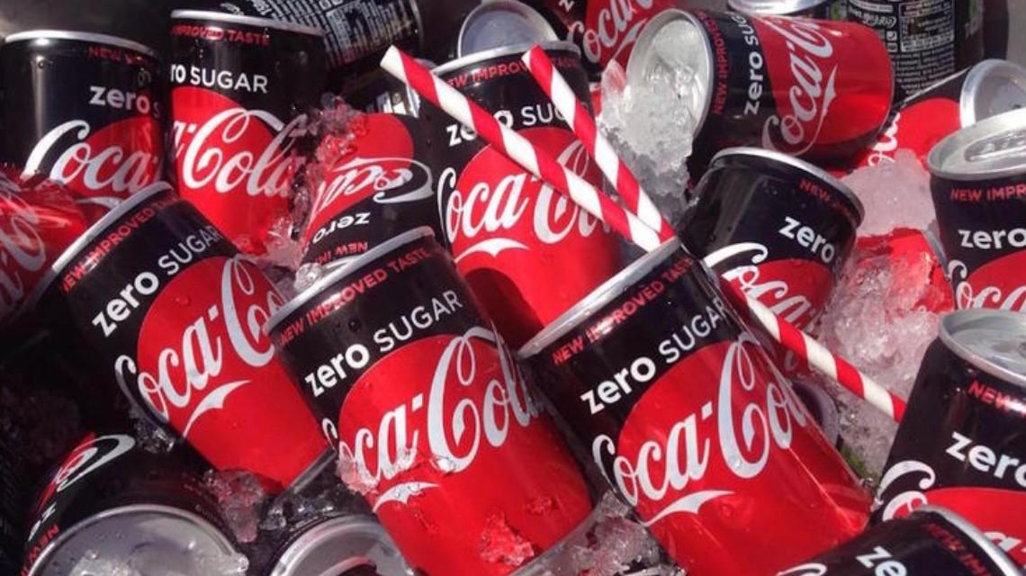零度可乐将更改配方和包装