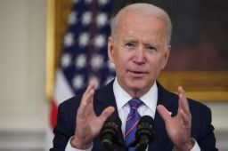 拜登宣称美国不寻求新冷战