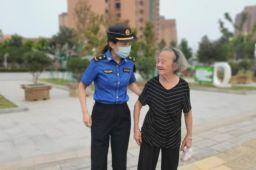 """河南漯河城管回应""""不打老人""""文章"""
